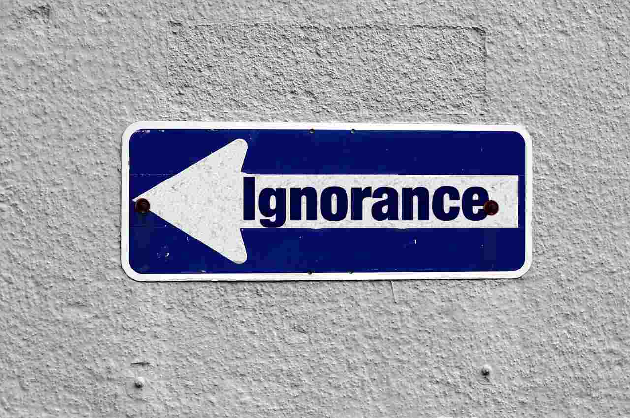 Layers of Ignorance