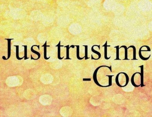 be trusted