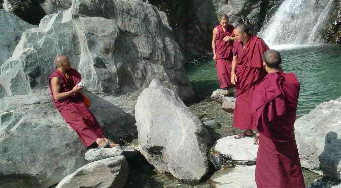 Be with Guru