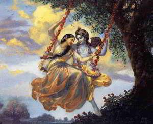 Vision of Myself in Golak Vrindavan