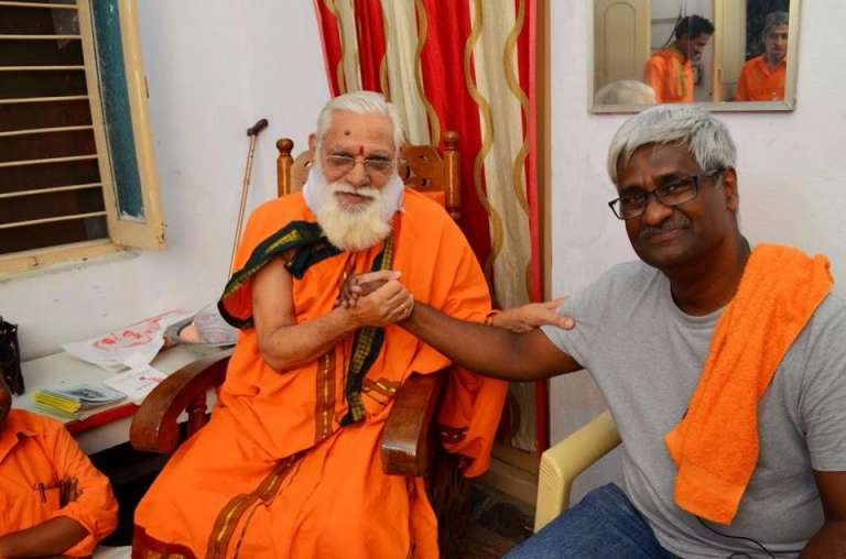 Visit to Chandi Mantralayam 2015