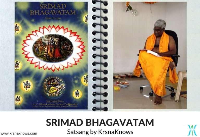 Canto 11 : Ch03 Part1 – Srimad Bhagavatam