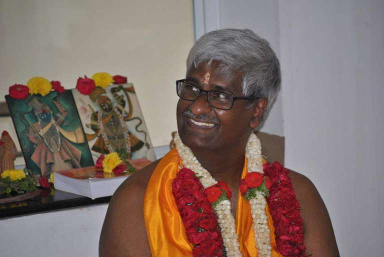Guru And Devotee