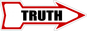 Truth Is One Sided