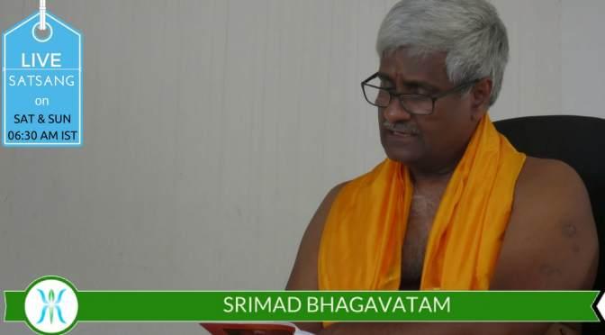 Srimad Bhagavatam Satsangs