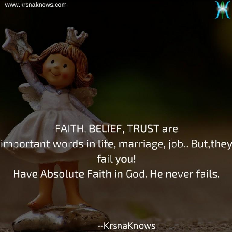 He Never Fails