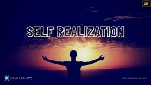 Self Realization – Teachings In Short
