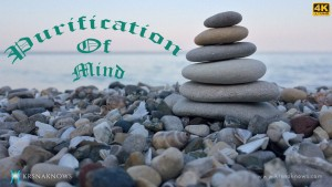 Purification Of Mind – Teachings In Short