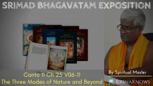Canto 11: Ch25 Part04- Srimad Bhagavatam