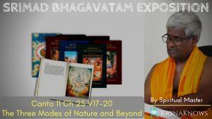 Canto 11: Ch25 Part06- Srimad Bhagavatam